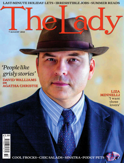 The Lady August 07, 2015 00:00