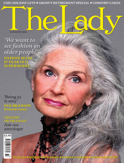 The Lady August 14, 2015 00:00