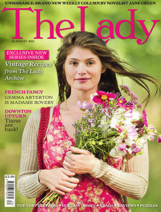 The Lady 21st August 2015