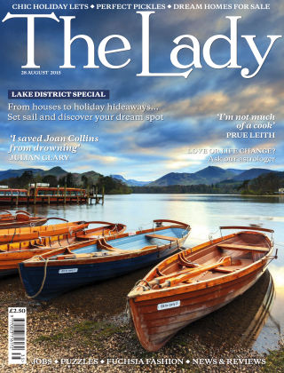 The Lady 28th August 2015