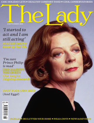 The Lady 4th September 2015