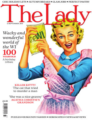 The Lady 11th September 2015