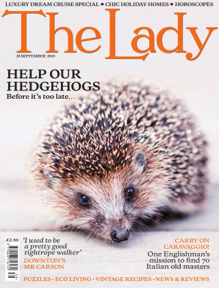 The Lady 25th September 2015