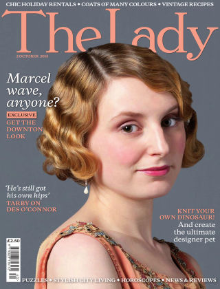 The Lady 2nd October 2015