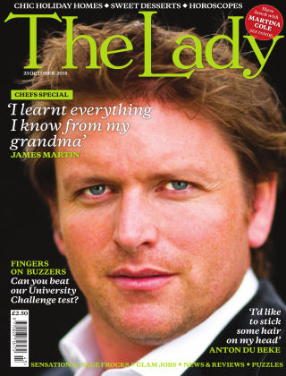 The Lady 23rd October 2015