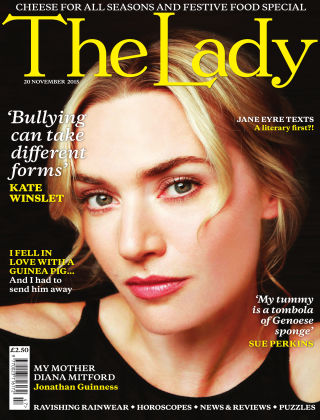 The Lady 20th November 2015