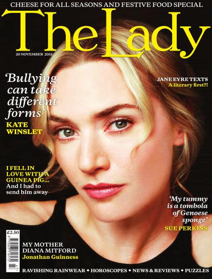 The Lady November 20, 2015 00:00