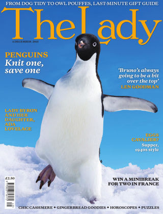 The Lady 4th December 2015