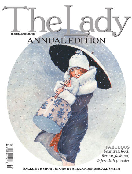 The Lady December 11, 2015 00:00