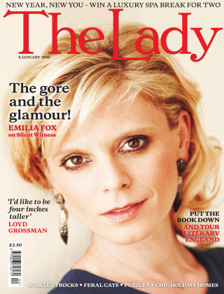 The Lady 8th January 2016