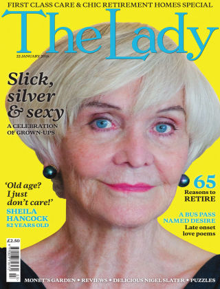 The Lady 22nd January 2016