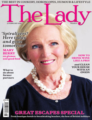 The Lady 12th February 2016