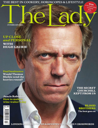The Lady 19th February 2016