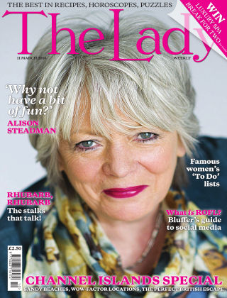 The Lady 11th March 2016