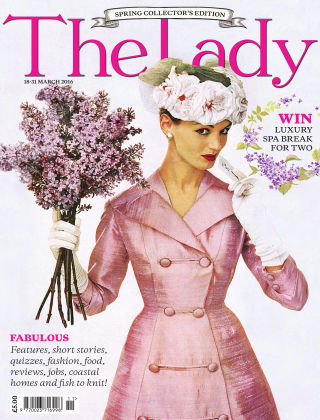 The Lady 18 March 2016