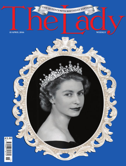 The Lady April 15, 2016 00:00