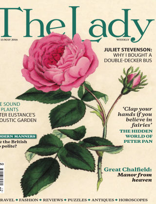 The Lady 13th May 2016