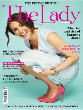The Lady 20th May 2016