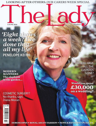 The Lady 3rd June 2016