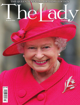 The Lady 10th June 2016