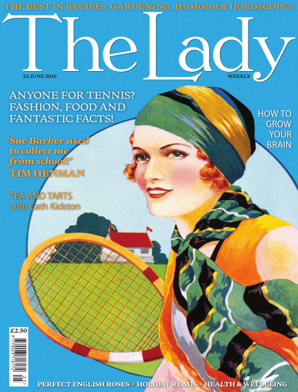 The Lady June 24, 2016 00:00