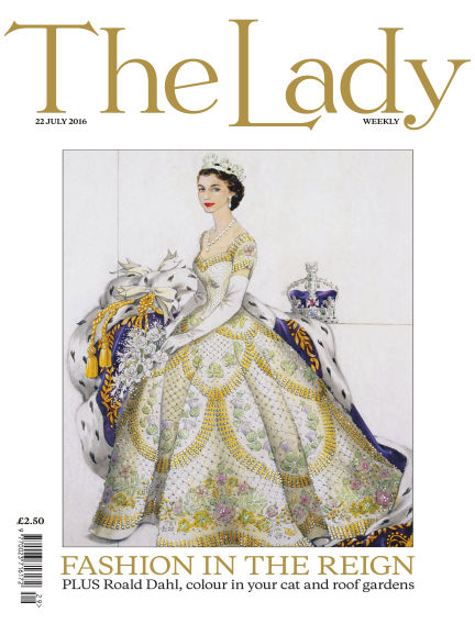 The Lady July 22, 2016 00:00