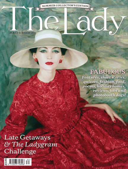 The Lady July 29, 2016 00:00