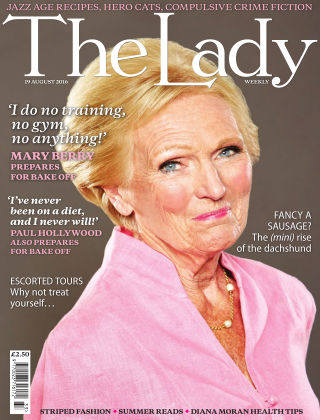 The Lady 19th August 2016