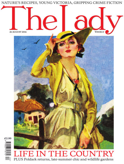 The Lady August 26, 2016 00:00