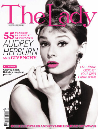 The Lady 9th September 2016