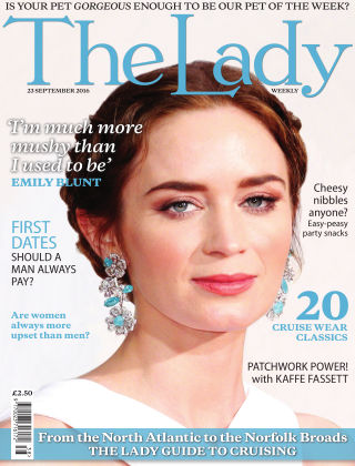 The Lady 23rd September 2016