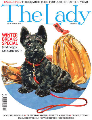The Lady 14th October 2016
