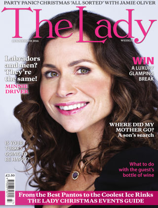 The Lady 25th November 2016