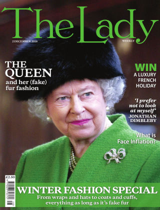 The Lady 2nd December 2016