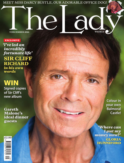 The Lady December 09, 2016 00:00