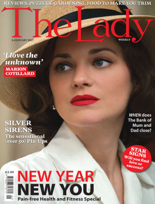 The Lady 6th January 2016