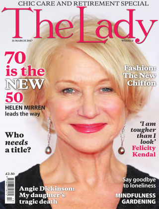The Lady 31st March 2017