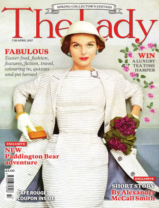 The Lady 7th April 2017