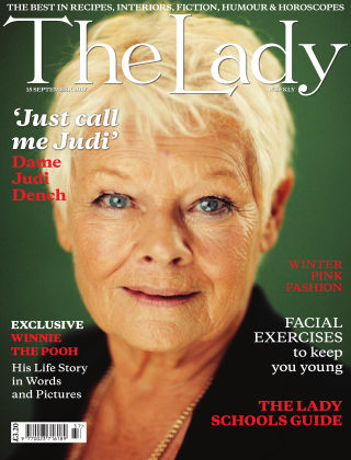 The Lady 15th September 2017