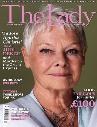 The Lady 3rd November 2017
