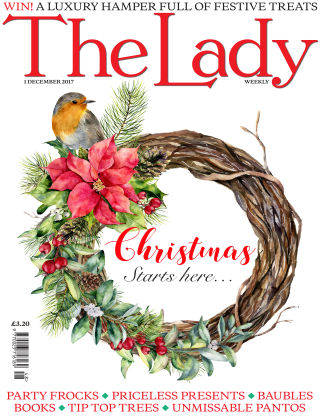 The Lady 1st December 2017