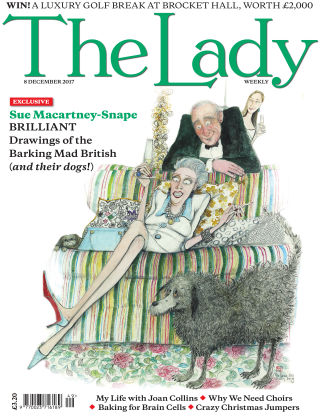 The Lady 8th December 2017