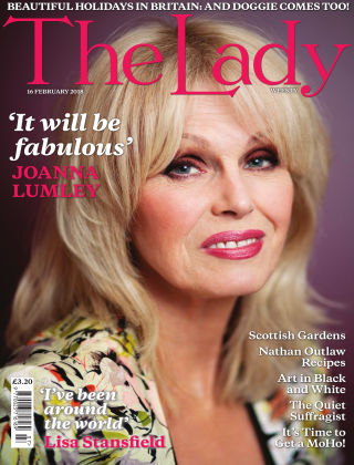 The Lady 16th February 2018