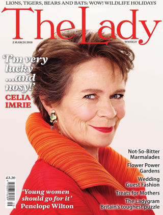 The Lady 2nd March 2018