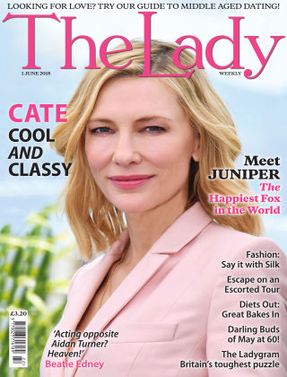 The Lady 1st June 2018