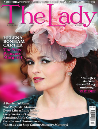 The Lady 8th June 2018
