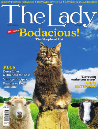 The Lady 15th June 2018