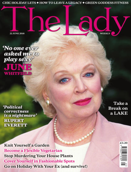 The Lady June 22, 2018 00:00