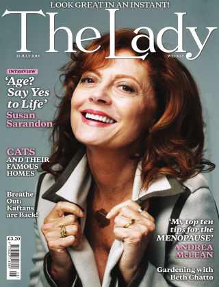 The Lady 13th July 2018