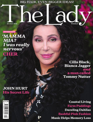 The Lady 20th July 2018
